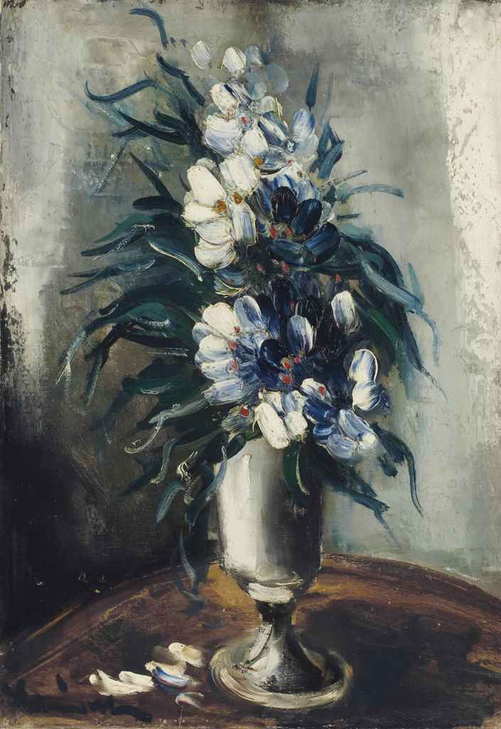 maurice de vlaminck 1876 1958 vase de fleurs christie 39 s. Black Bedroom Furniture Sets. Home Design Ideas