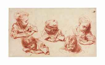 Five studies of children
