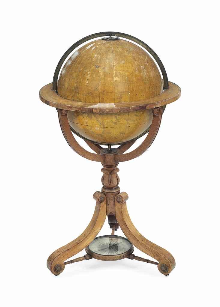 AN 18-inch (46 cm.) TERRESTRIA