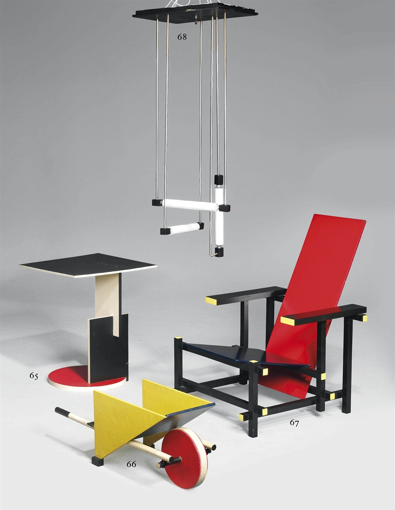 gerrit thomas rietveld 1888 1964 39 end table 39 designed 1923 20th century furniture. Black Bedroom Furniture Sets. Home Design Ideas