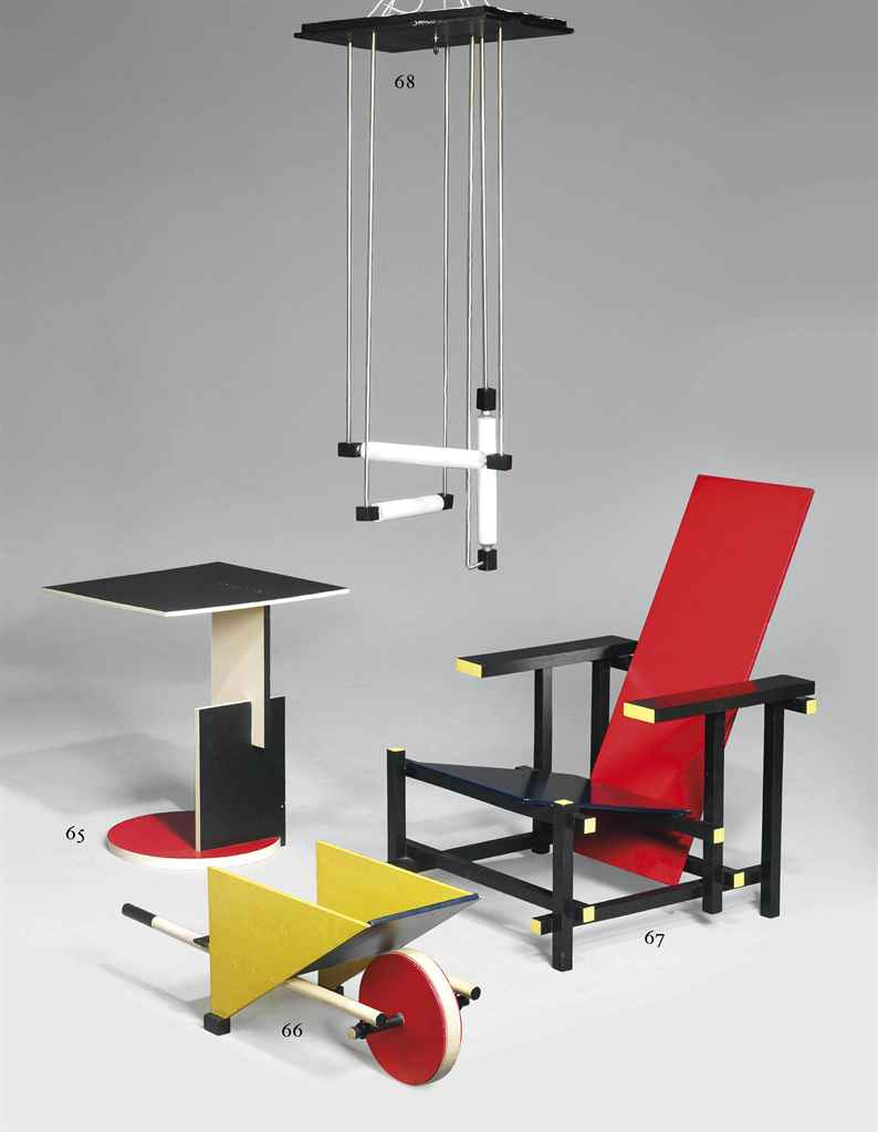 gerrit thomas rietveld 1888 1964 39 end table 39 designed. Black Bedroom Furniture Sets. Home Design Ideas