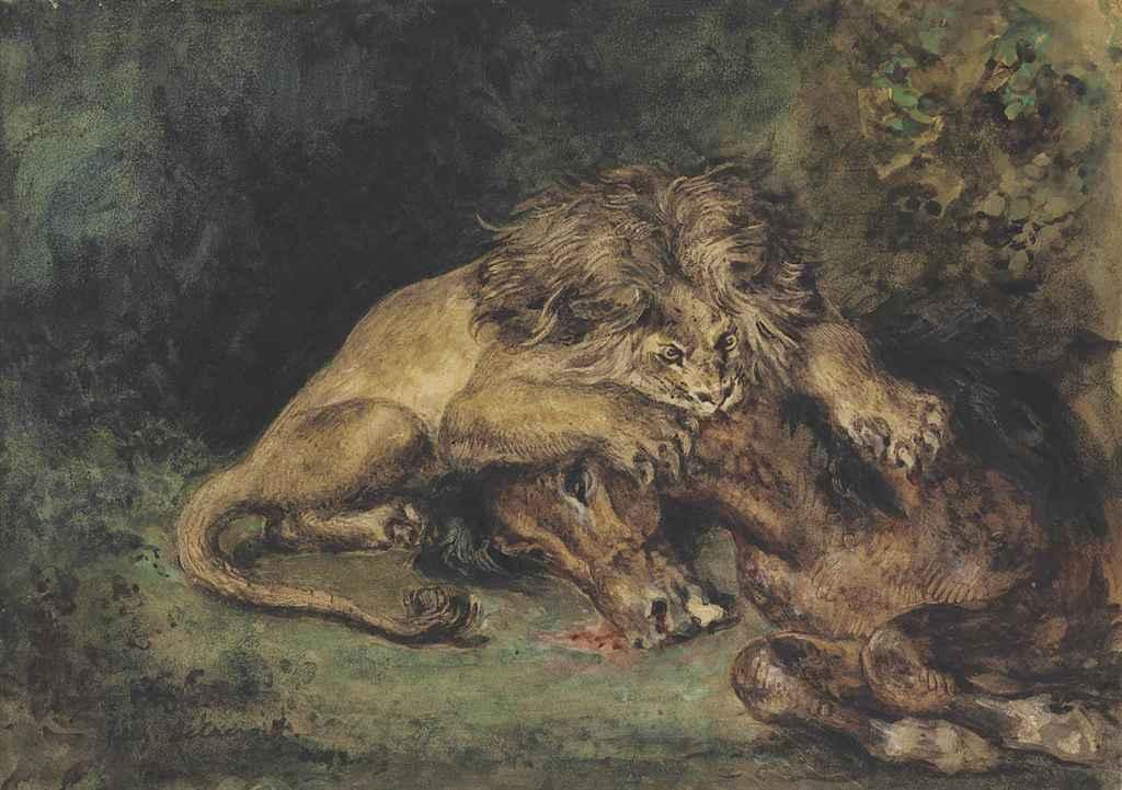 хотя охота на львов в марокко картинки существует
