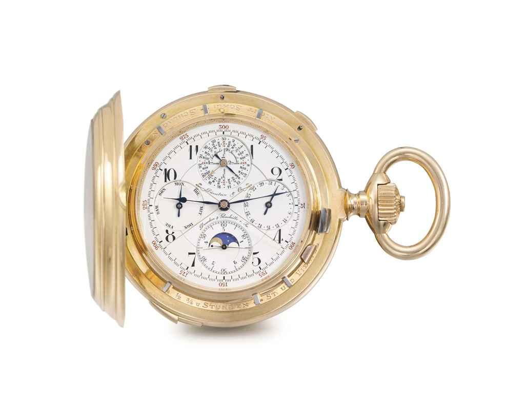 Dürrstein & Co.; Glashütte Uhr