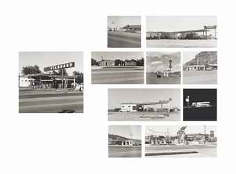 Gasoline Stations, 1962