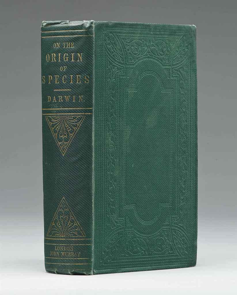 DARWIN, Charles. (1809-1882).