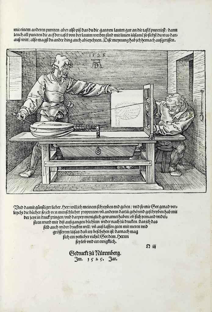 DÜRER, Albrecht (1471-1528). U