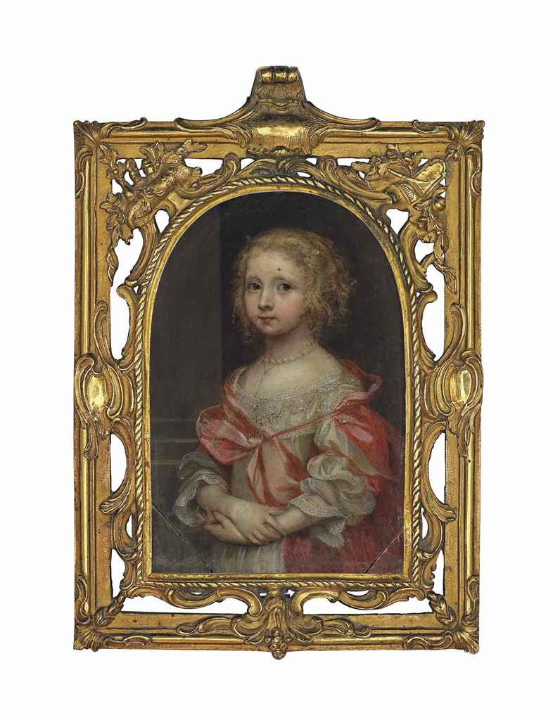 Gonzales Coques (Antwerp 1614/18-1684)