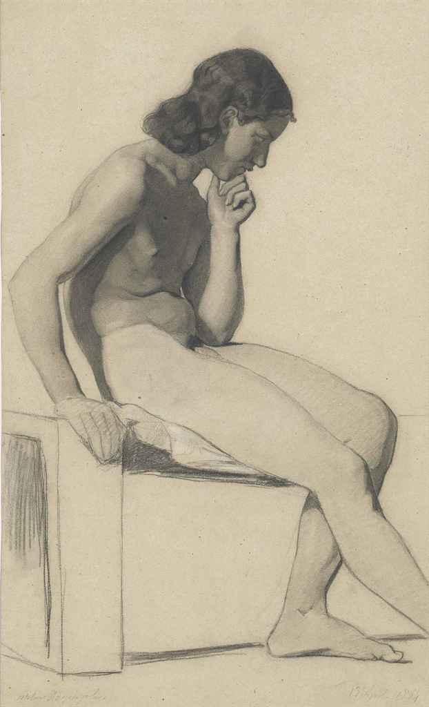 Alfred Stevens (Brussels 1823-