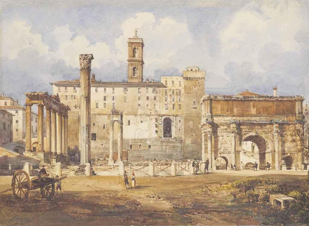 Vincenzo Marchi (Italian 1818-