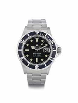 Rolex. A Stainless Steel Automatic Wristwatch with Center Seconds, Date, and Bracelet