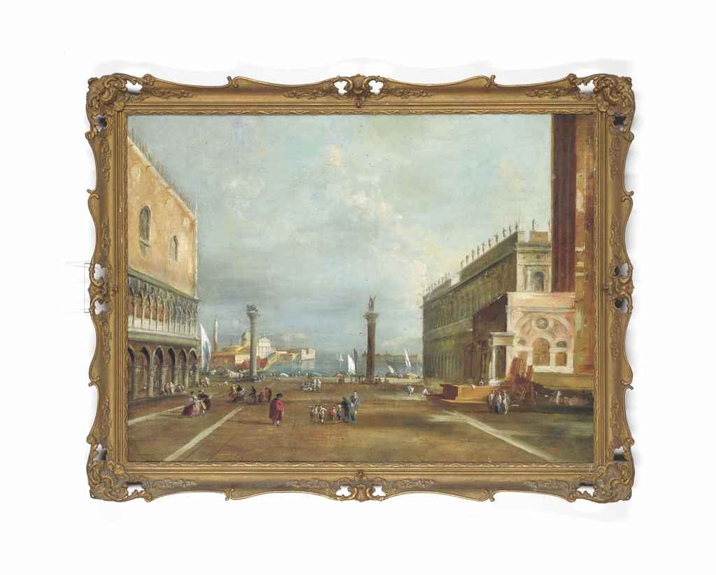 Manner of Francesco Guardi, 20