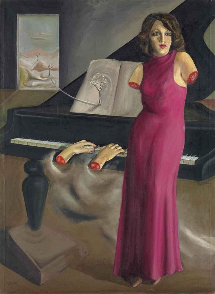 Oscar Domínguez (1906-1958)