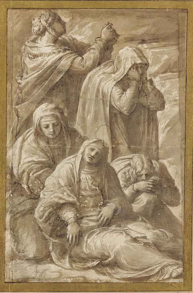 Polidoro CALDARA, dit Polidoro