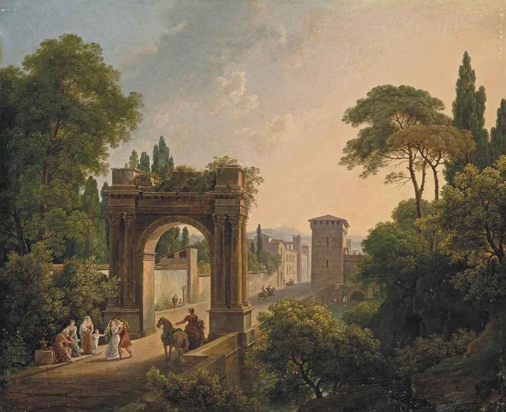 ANTOINE LAURENT CASTELLAN (MONTPELLIER 1772-1838 PARIS)