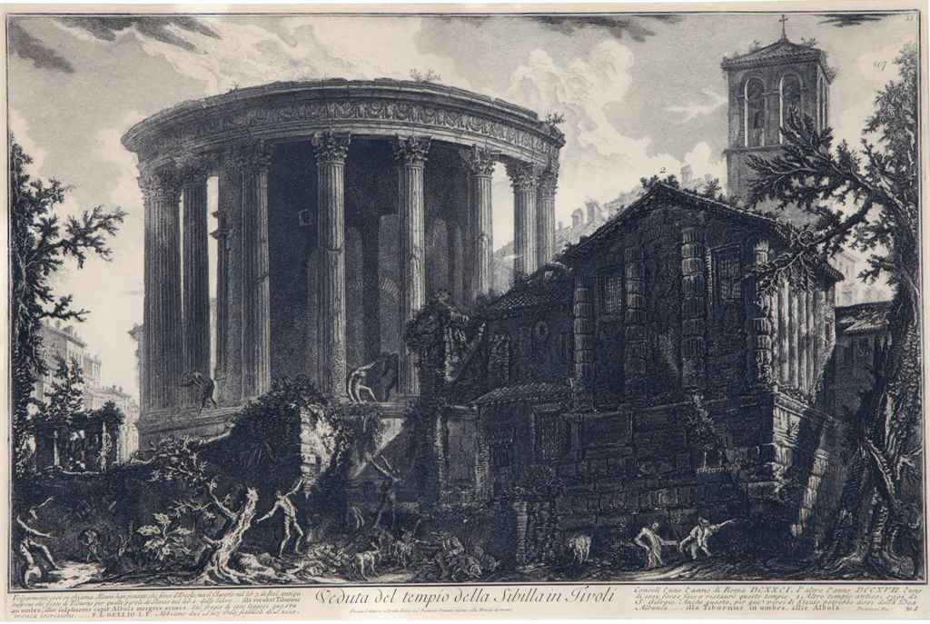Giovanni Battista Piranesi (1720-1778)