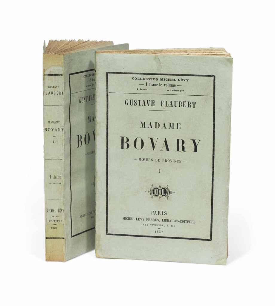 madame bovary essay example
