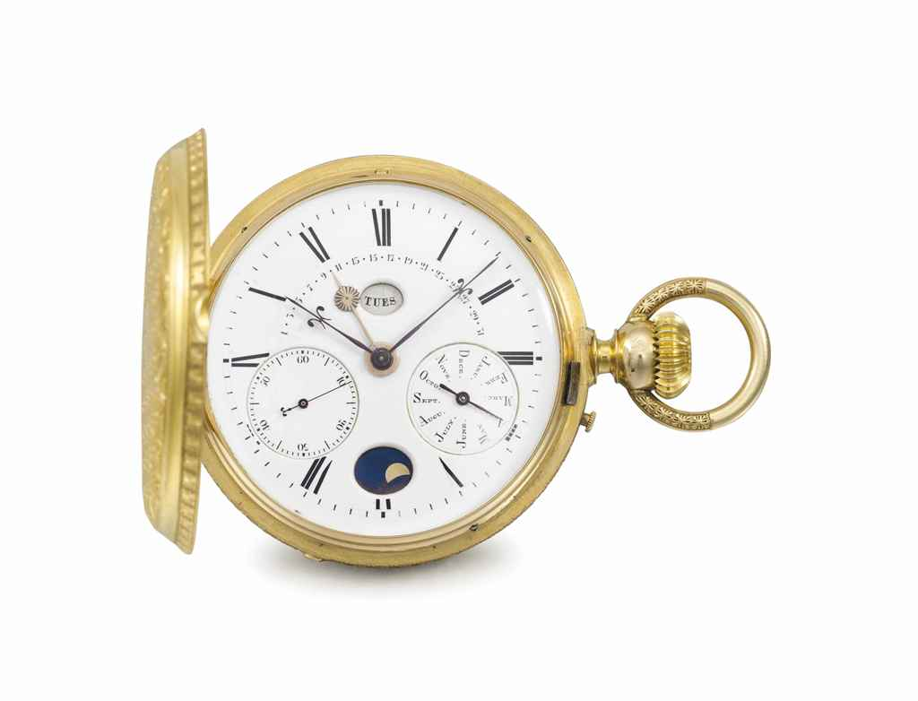 Attributed to Marius LeCoultre