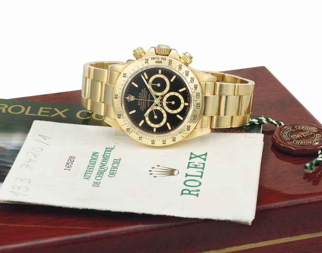 Rolex. An attractive and early