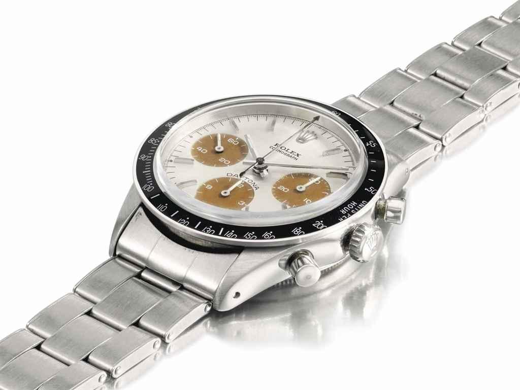 Rolex. A rare and highly attra