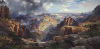 The Grand Canyon of the Colorado