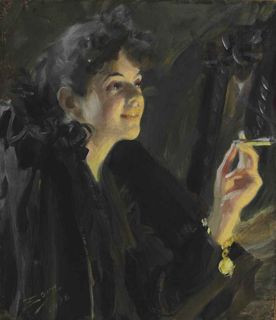 [inspi] Expositions / Musées / Salons... - Page 4 Anders_zorn_the_cigarette_girl_d5834661g