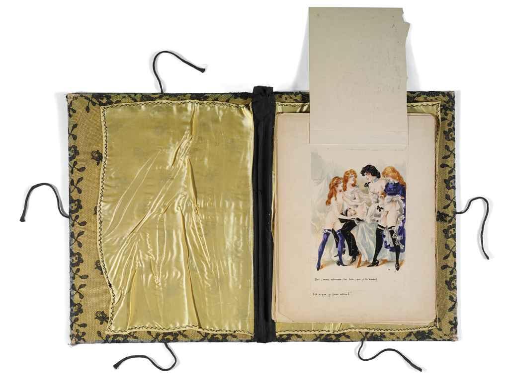 Portes et fenetres a collection of erotic watercolours for Porte et fenetre