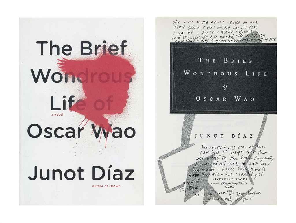 DÍAZ, Junot (b. 1968). The Bri