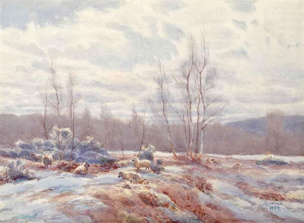 Arthur Rackham, R.W.S. (1867-1