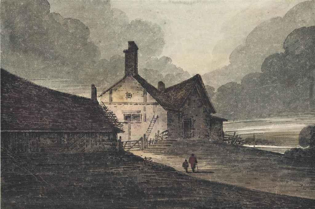 Circle of Thomas Girtin (1775-
