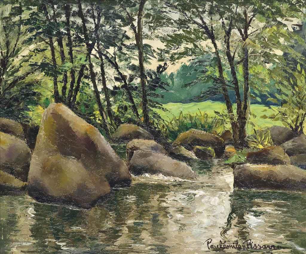 Paul-Émile Pissarro (French, 1