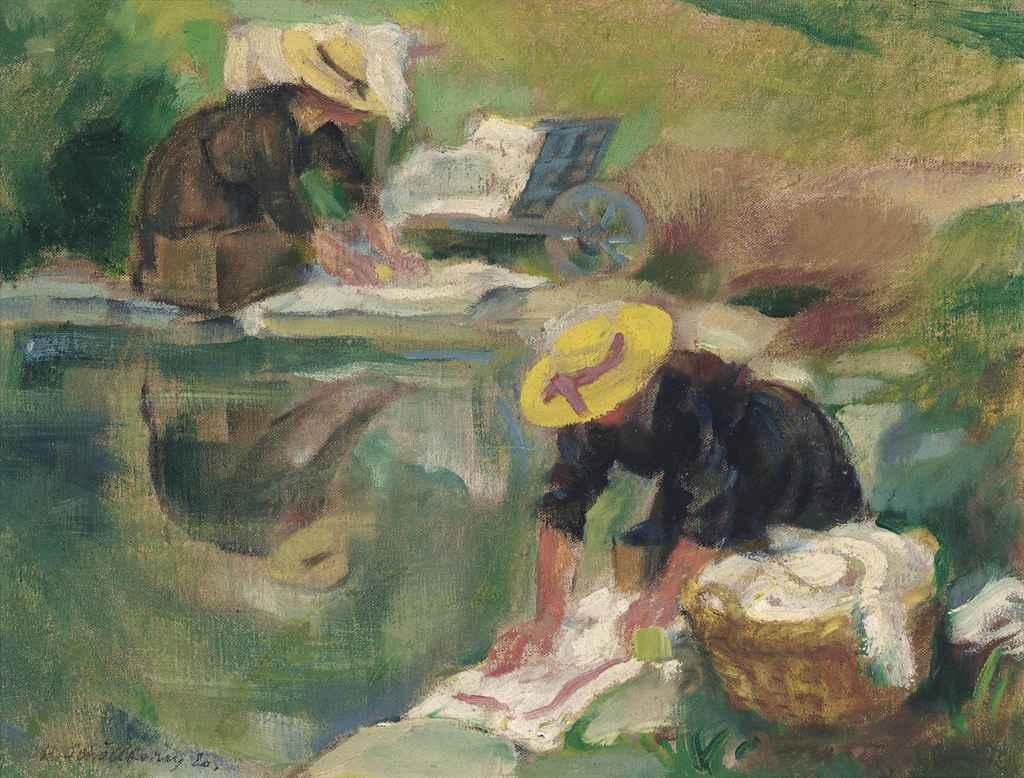 Hans Schoellhorn (Swiss, 1892-