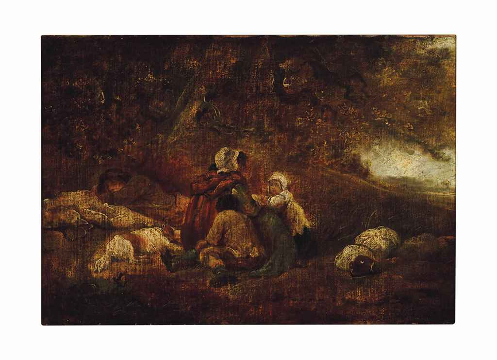Follower of George Morland (Br