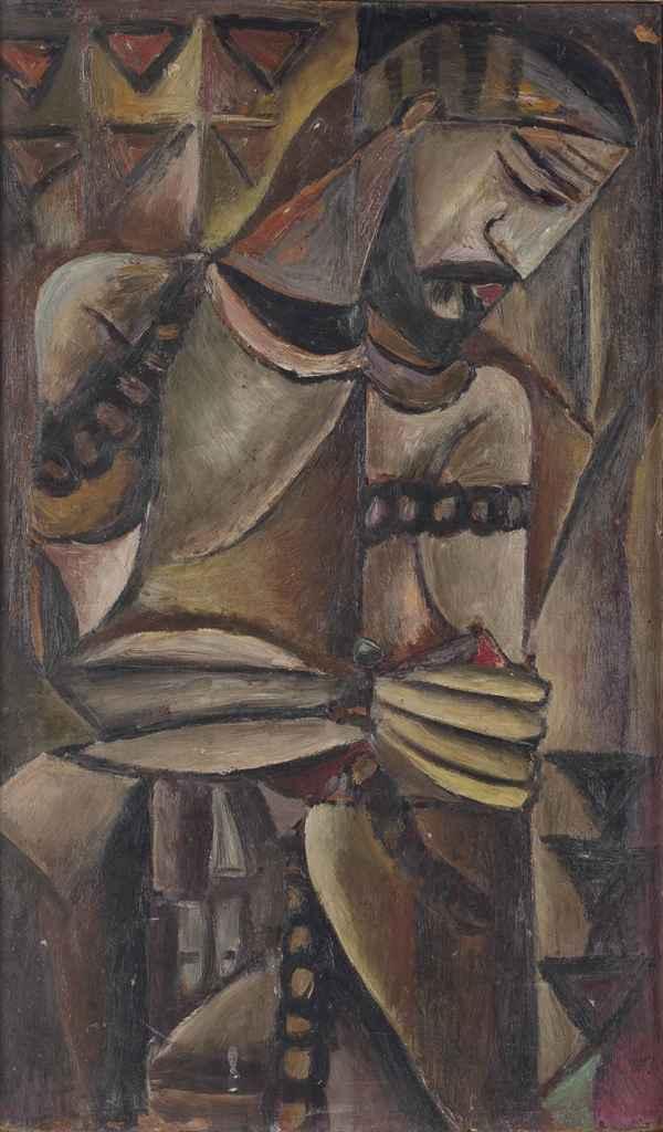Shaker Hassan Al Said (Iraqi, 1925-2004)