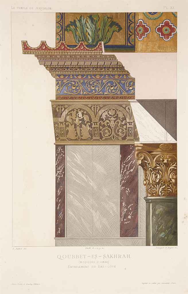 Comte melchior de vog 1829 1916 le temple de for Melchior interieur