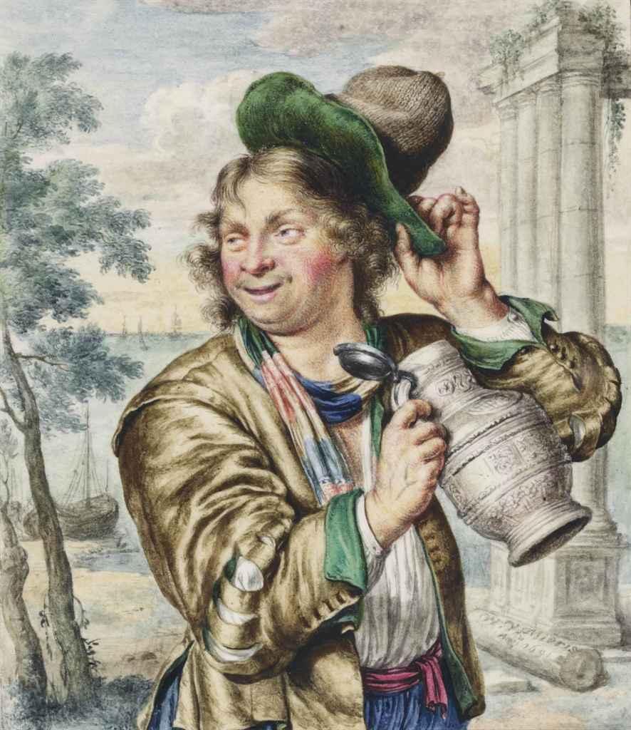 Willem van Mieris (Leiden 1662