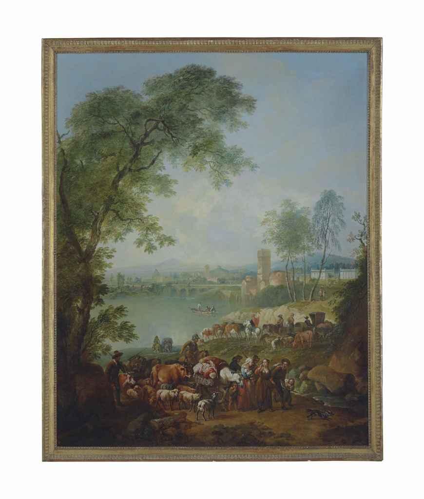 Johann Christian Brand (Vienna