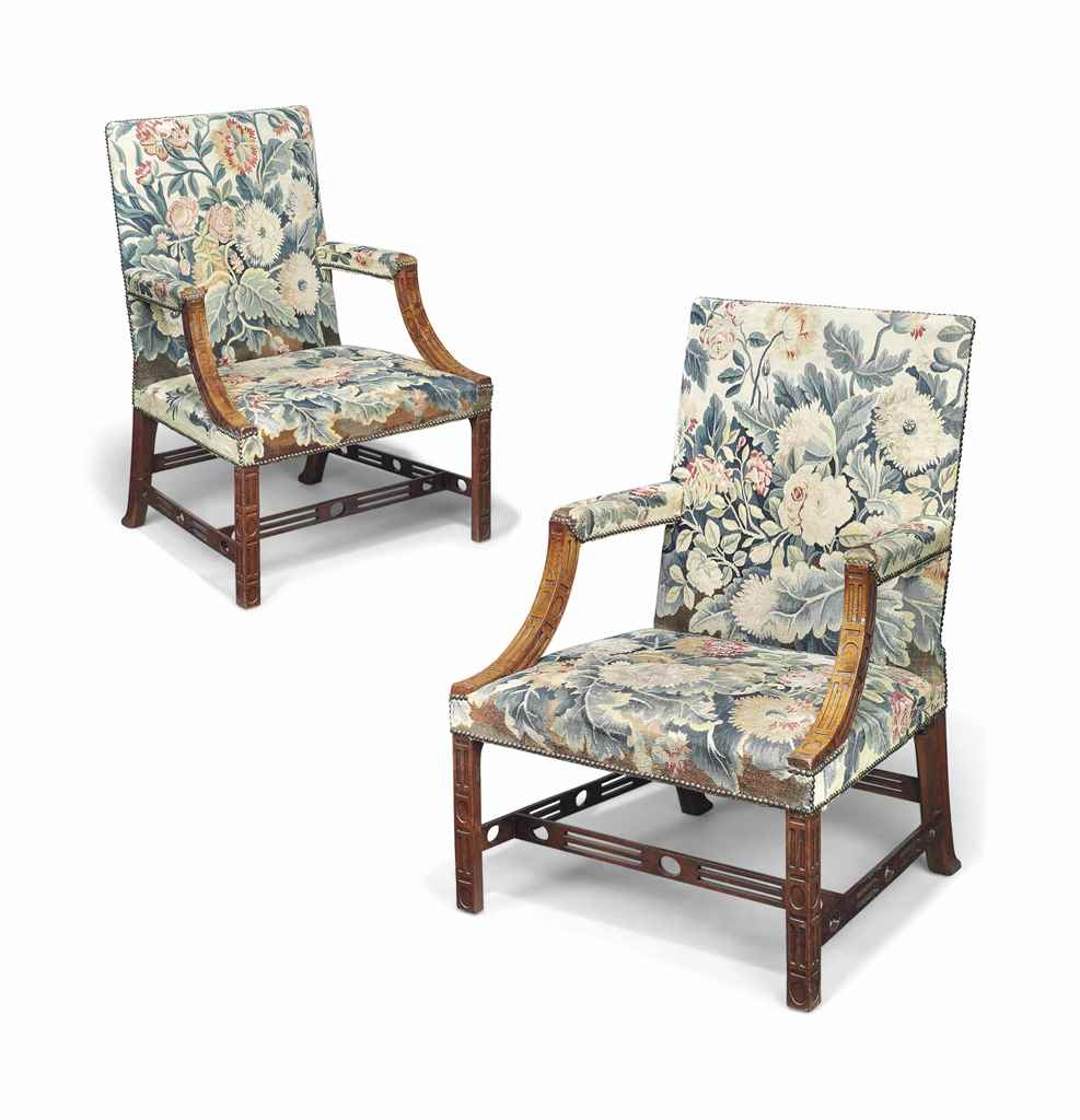 A PAIR OF SCOTTISH GEORGE III