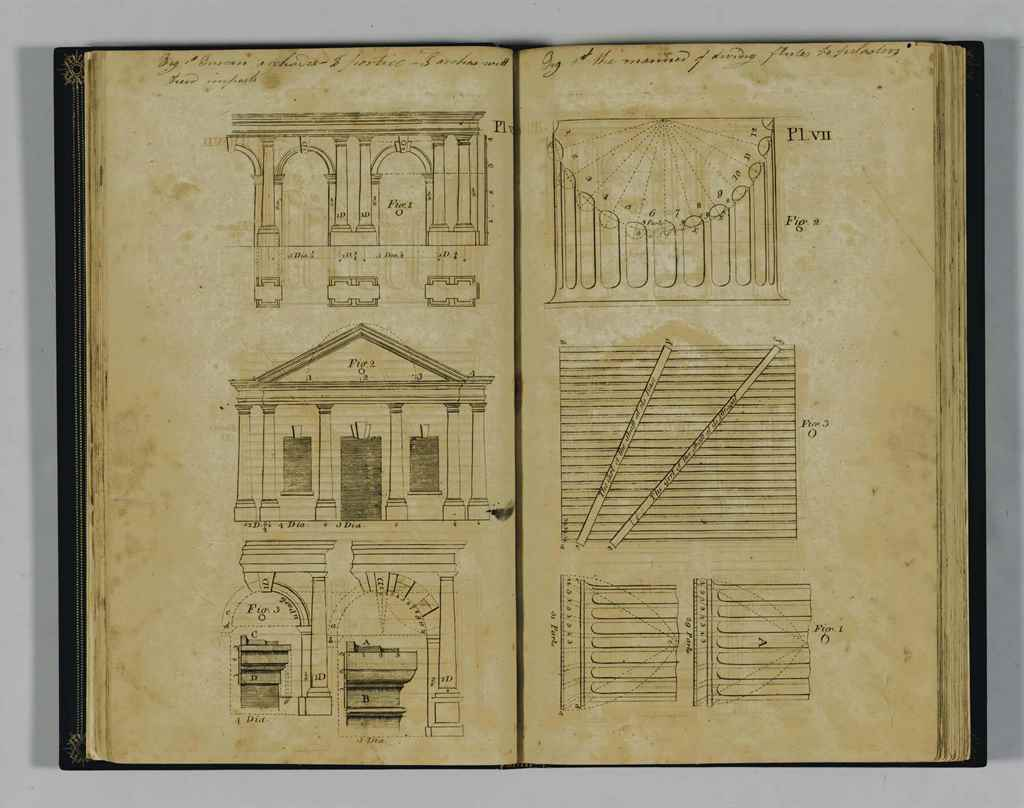 NORMAN, John (ca 1748-1817)] The Town and Country Builder's...
