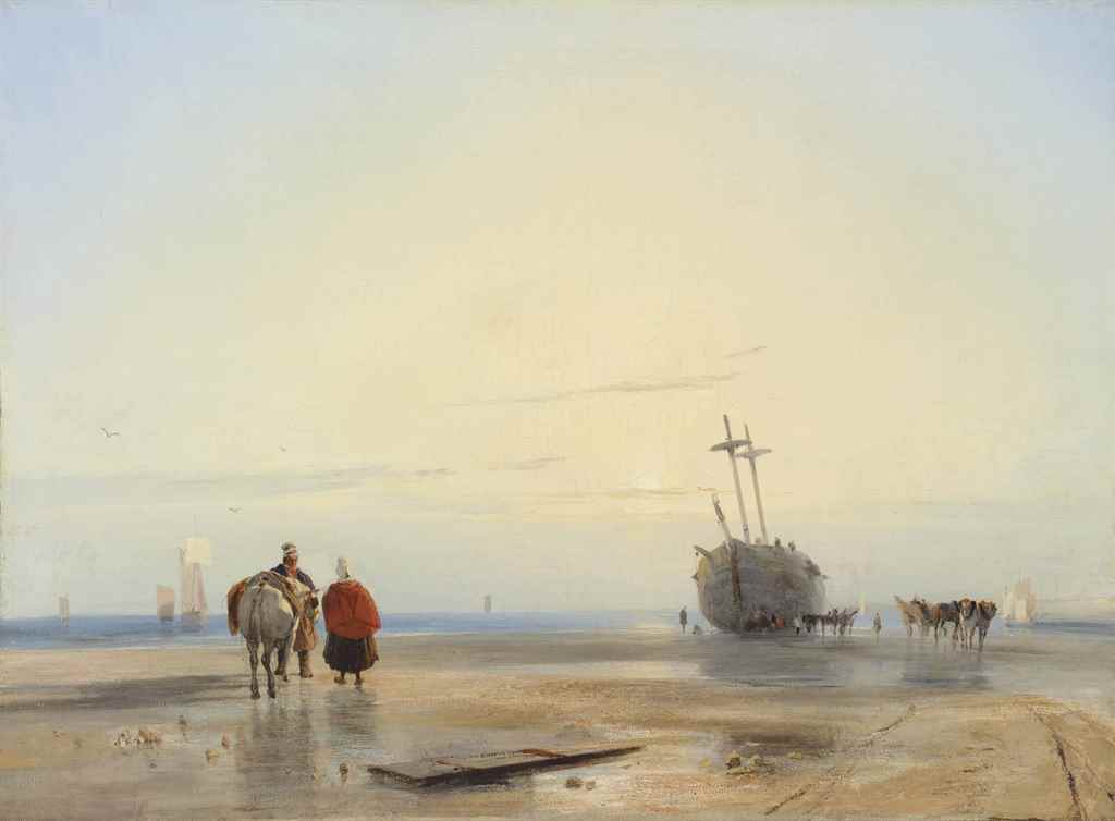 Richard Parkes Bonington (Arno