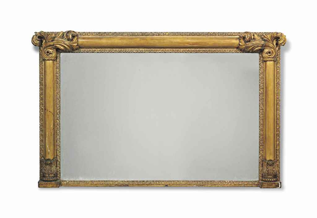A WILLIAM IV GILTWOOD AND COMP