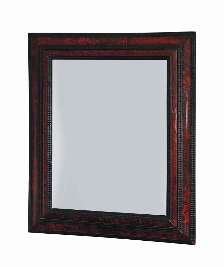 Miroir de style baroque xixeme siecle christie 39 s for Miroir baroque rectangulaire