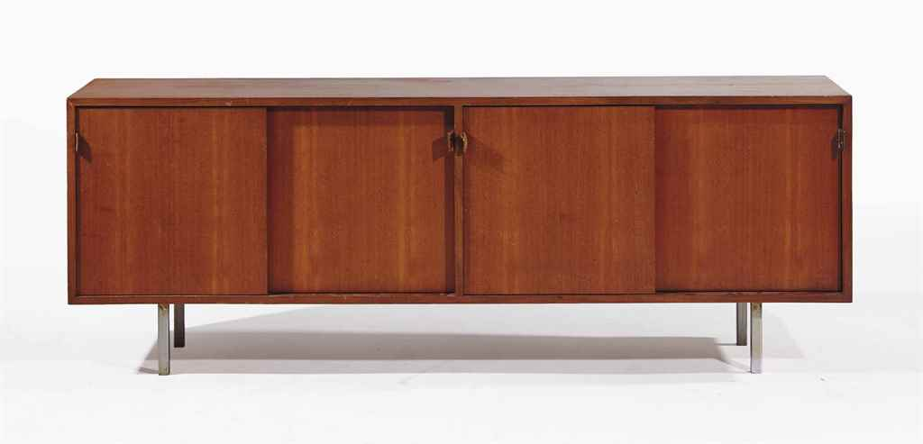 florence knoll nee en 1917 enfilade 39 541 39 le mod le cr en 1952 dition knoll. Black Bedroom Furniture Sets. Home Design Ideas