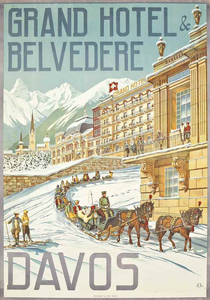 Grand Hotel Belvedere Davos