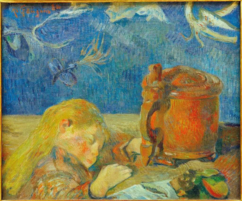 Gauguin essay