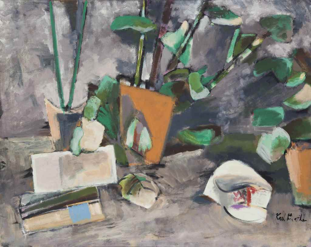 Karl Knaths Paintings For Sale
