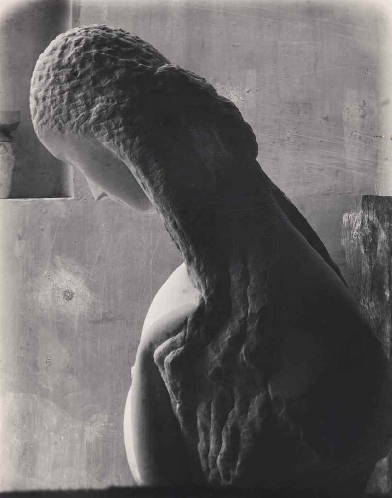 Constantin br ncusi 1876 1957 femme se regardant dans for Regarde toi dans un miroir