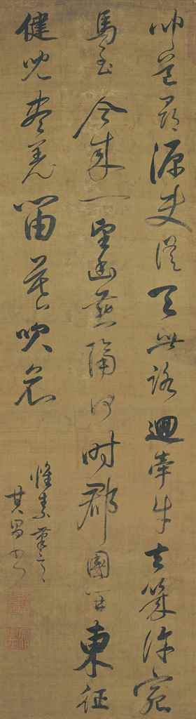 DONG QICHANG (ATTRIBUTED TO, 1