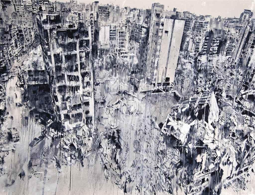 Tammam Azzam (Syrian, b. 1980)