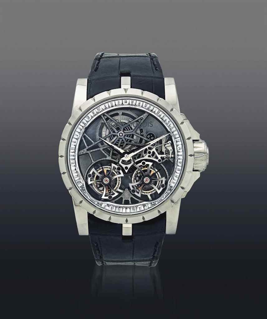ROGER DUBUIS. AN EXTREMELY FIN
