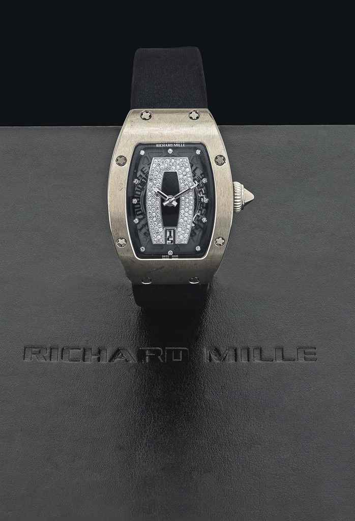 RICHARD MILLE. A LADY'S VERY F